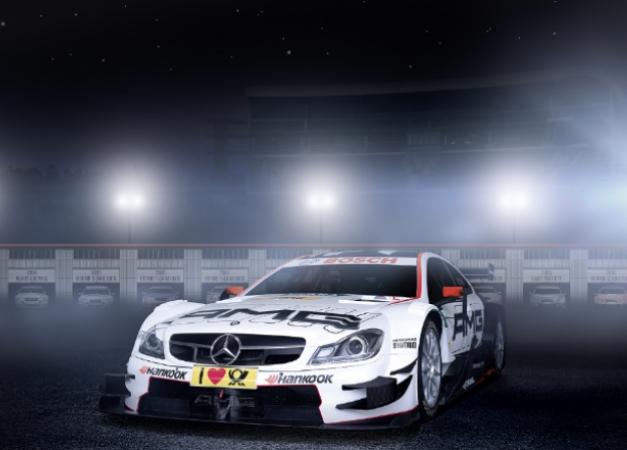 W-com Sportmarketing Referenz Mercedes-Benz DTM