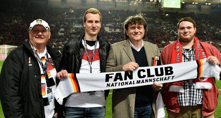Agentur W-com organisiert Auftritt des Fan Club in Kaiserslautern