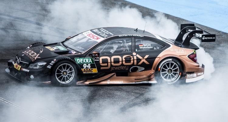 DTM: Mercedes-Benz-Pilot Pascal Wehrlein ist Champion. Die Sportmarketing-Agentur W-com war im Einsatz.