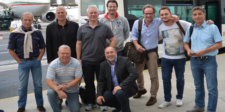 W-com für Hyundai auf WM-Reise: Recife