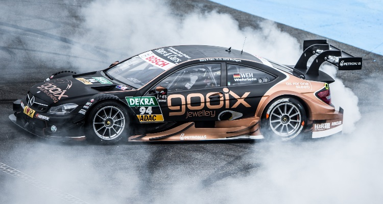 Dreimal Motorsport hautnah! mit Sportmarketing-Agentur W-com