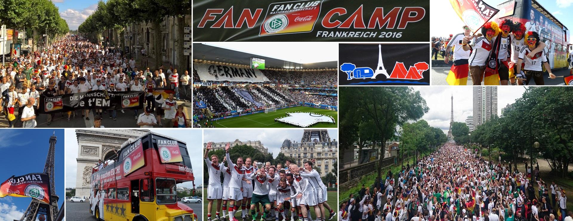 Agentur W-com begeistert in Frankreich: Fan Club Nationalmannschaft prägt die EURO 2016