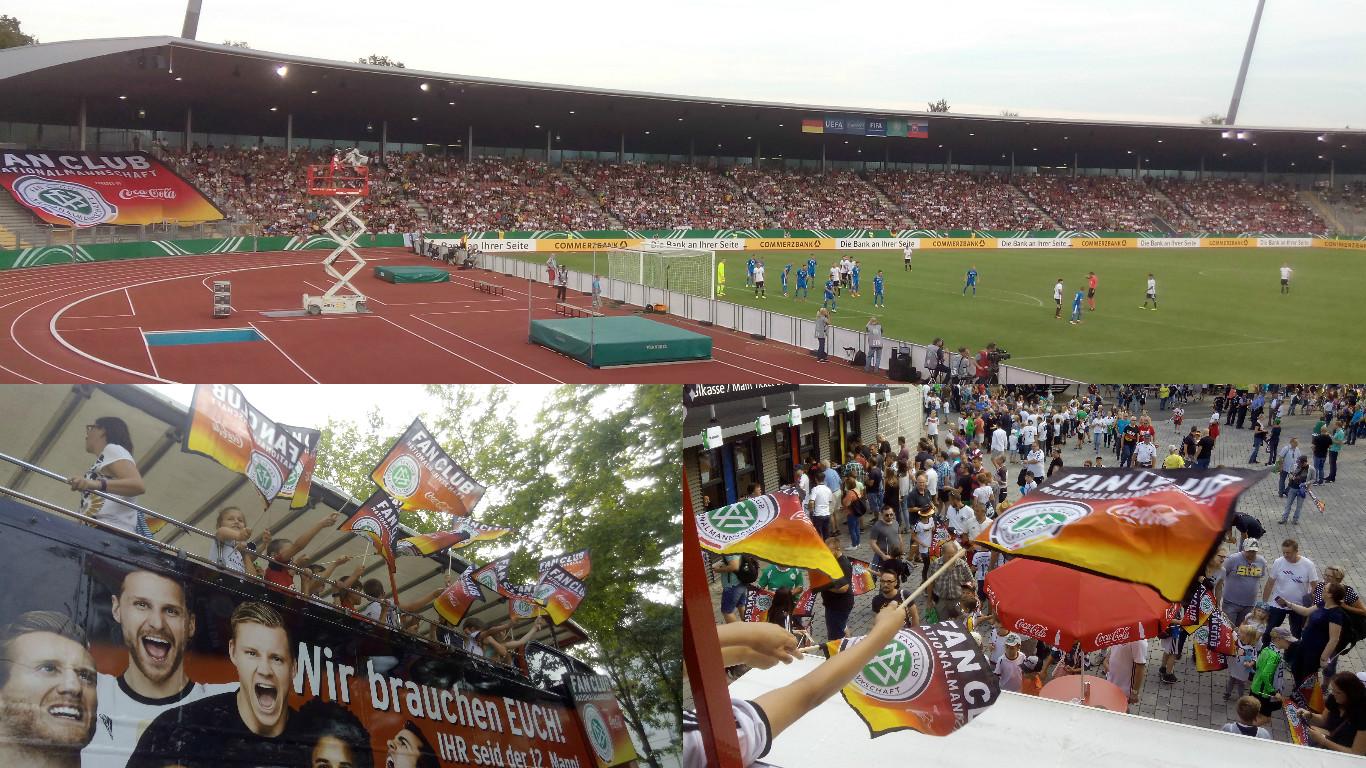 Sportmarketing: W-com sorgt für glückliche Mitglieder im Fan Club Nationalmannschaft